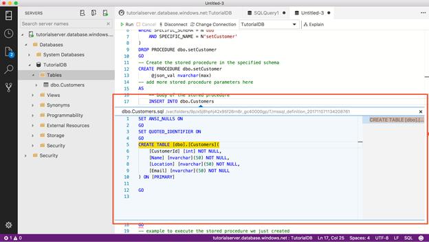 SQL Ops