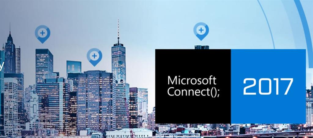 News from Microsoft Connect(); and Beyond